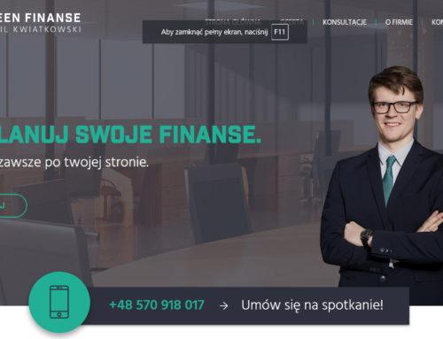 GREEN FINANSE